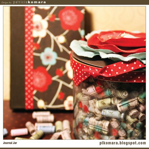 Journal jar from sg blog